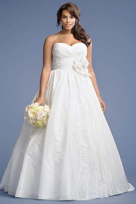 vestidos de novias 2014 para gorditas