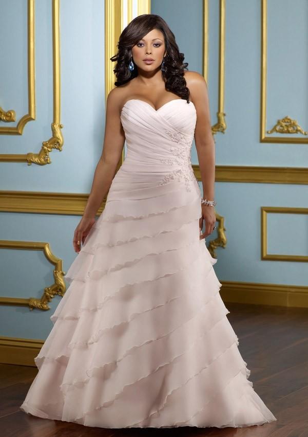 Vestidos para novias gorditas en bogota