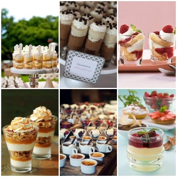 Mesas de dulces para bodas dulces y postres para bodas - Postres para mesa de dulces ...