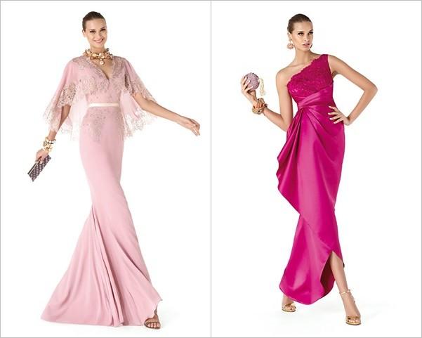 Vestidos para Madrinas de Boda - coleccion 2014 madrinas Pronovias