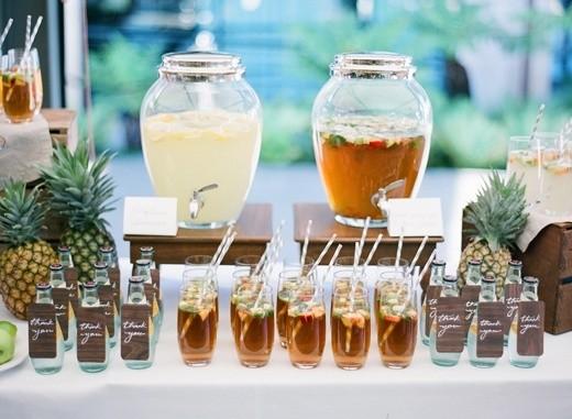bebidas exóticas