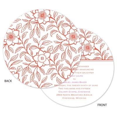 Tarjeta circular