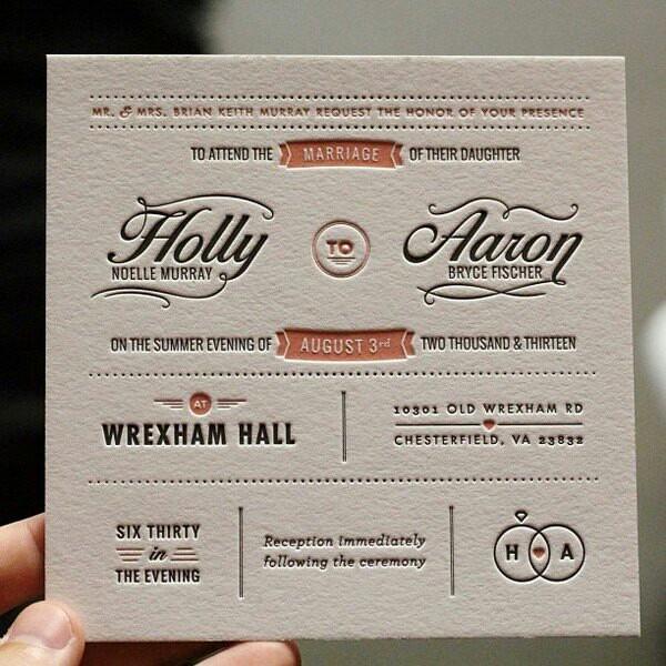 Fotos de invitaciones de boda originales que no te puedes perder!