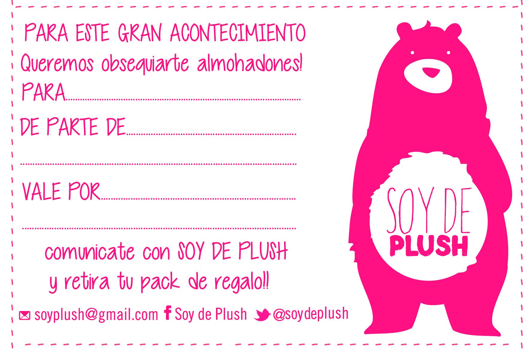 Soy de Plush