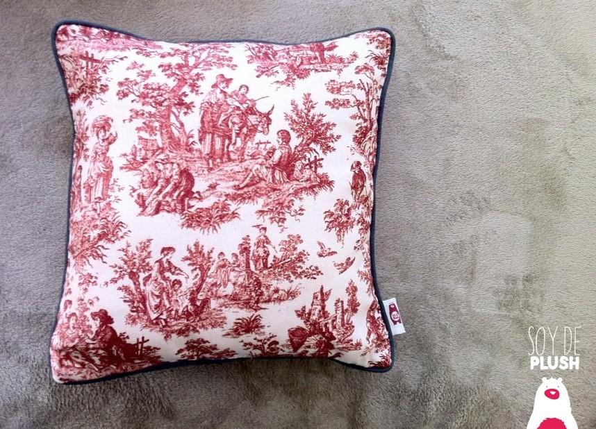 almohadones originales
