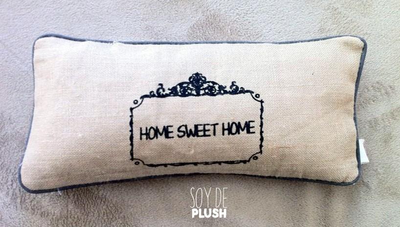 almohadones personalizados rusticos