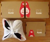 Todo el diseño, confección y packaging de Soy de Plush está hecho con mucha originalidad y dedicación