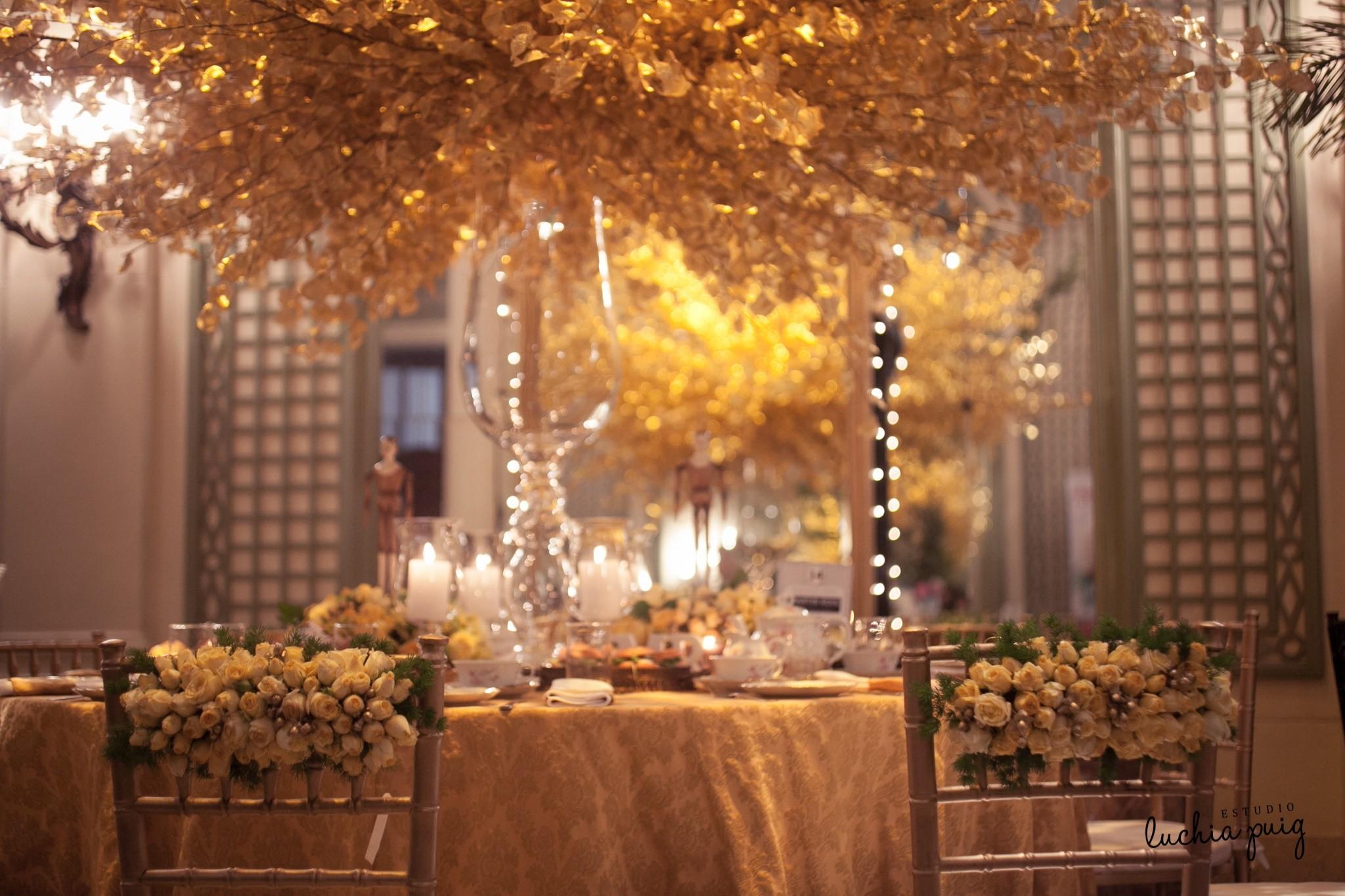 Decoraci n de mesas para casamientos centros de mesa for Ambientacion para bodas