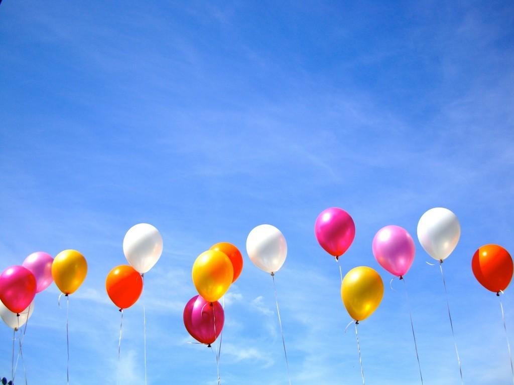 Decoracion con globos para boda: una variante súper divertida y original para decorar tu gran día! - por Ramiro Arzuaga