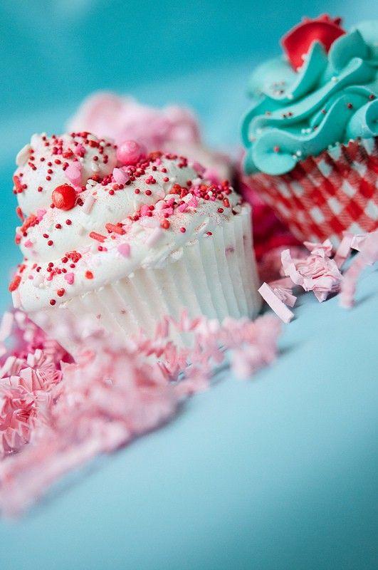 Regalos originales para hombres golosos: Cupcakes de San Valentín