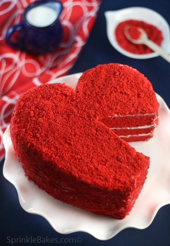 Regalos originales para mi novio: Un pastel ideal para aniversarios y San Valentín