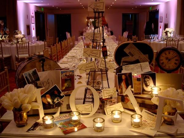 Arreglos para casamientos: Una decoración con detalles personales de los novios - Ramiro Arzuaga