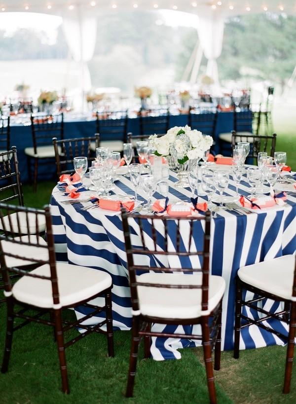 Colores de bodas del 2014: el azul - El azul es el color de la elegancia y tranquilidad