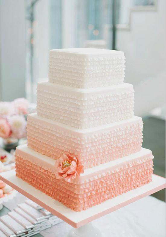 Fotos de tortas de bodas espectaculares para que copies! Ya!