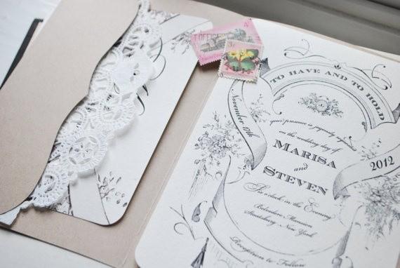 Invitaciones De Boda 2014 Modelos Originales Y Creativos