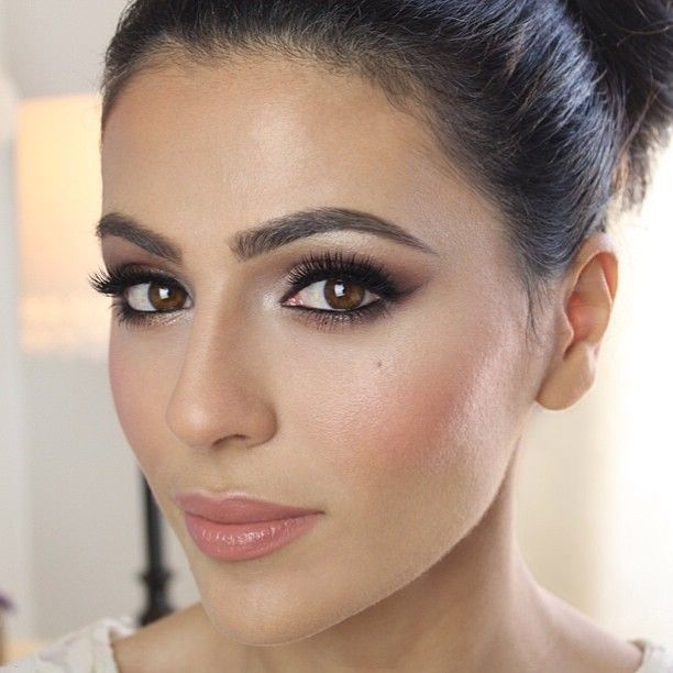 Makeup Ideas For An Evening Wedding : Maquillaje para boda que puedes hacer t? misma!