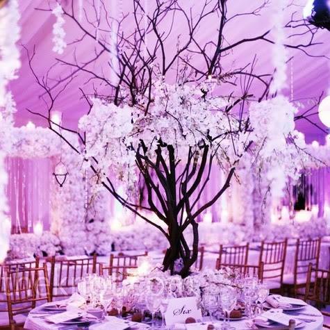El escenario ideal para una boda elegante!