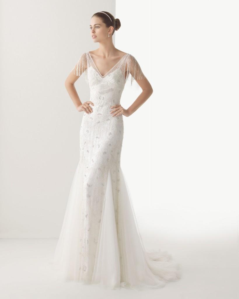 "Rosa Clara wedding dresses: ""Clio"" ve de qué se trata esta increíble colección!"