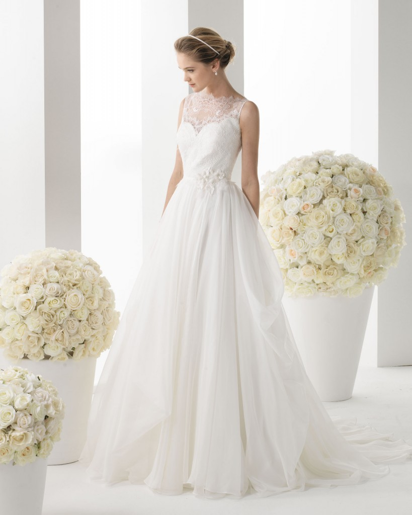 "Rosa Clara wedding dresses ""Madeira"" Linea Two"