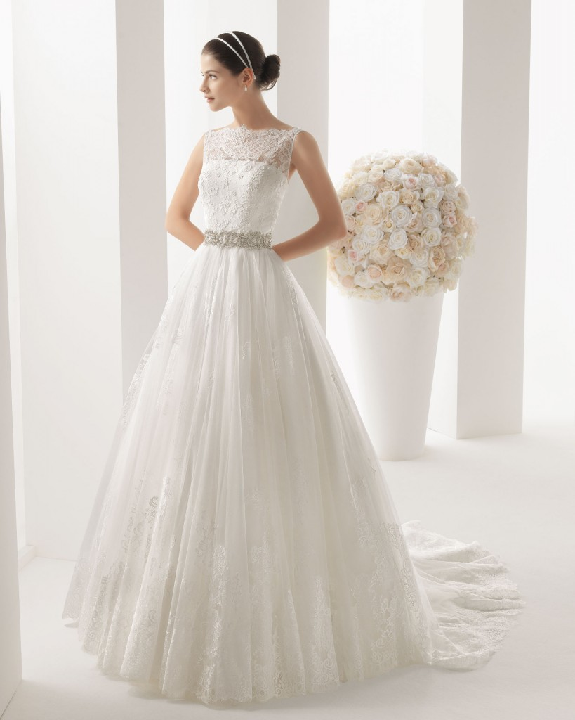 "Rosa Clara wedding dresses ""Mahon"""