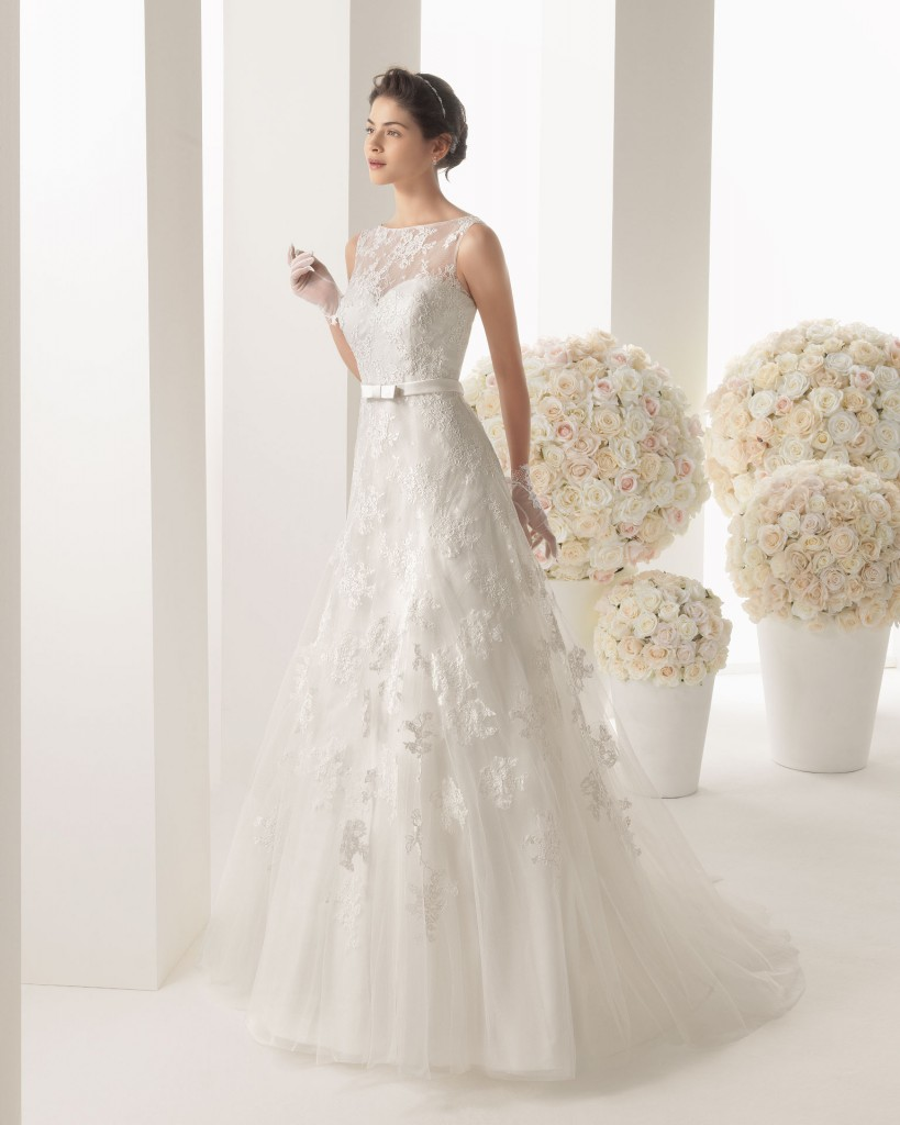 "Rosa Clara wedding dresses ""Malena"""