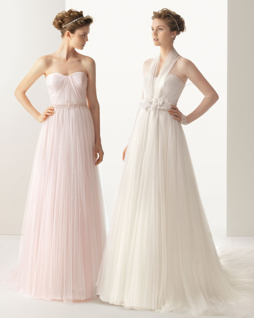 "Rosa Clara wedding dresses ""Ural"""