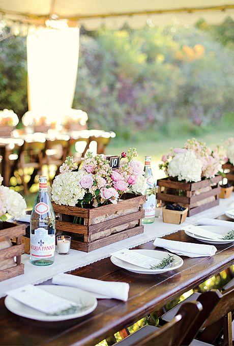 Centros de mesa modernos para bodas que nunca viste for Centros de mesa para bodas originales