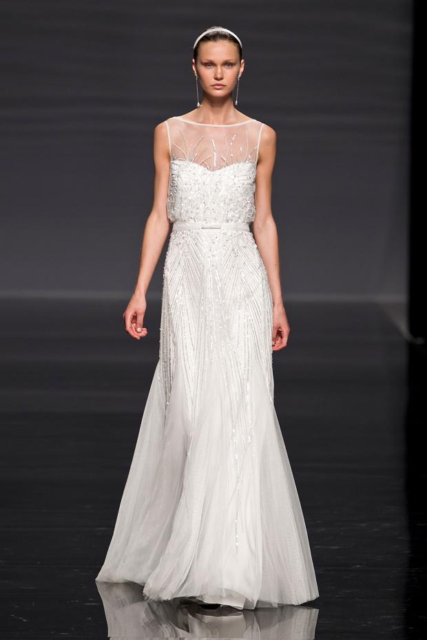 Conoce la colección de vestidos de novia Rosa Clará 2014