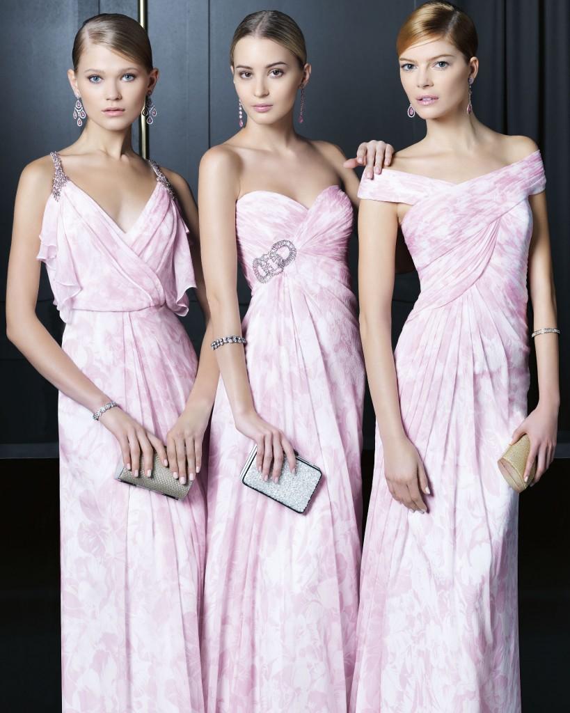 Los mejores trajes de madrina de diseñadores famosos: consejos y vestidos para que te inspires