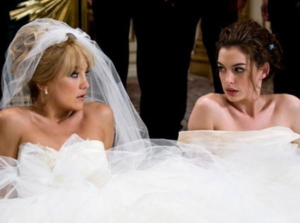 Bridezillas o las novias neuroticas más famosas de la pantalla grande