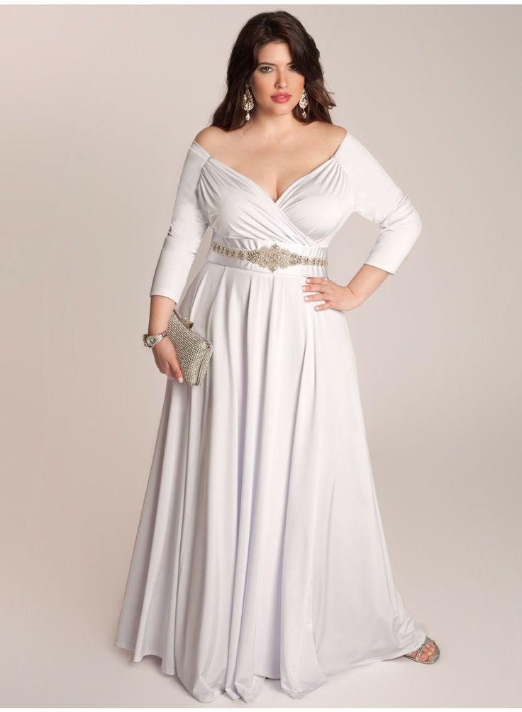 tienda Venta barata estilo de moda de 2019 Vestidos de novia para gorditas - Fotos y Consejos