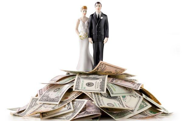 Regalos para boda en efectivo para que usen el dinero como deseen