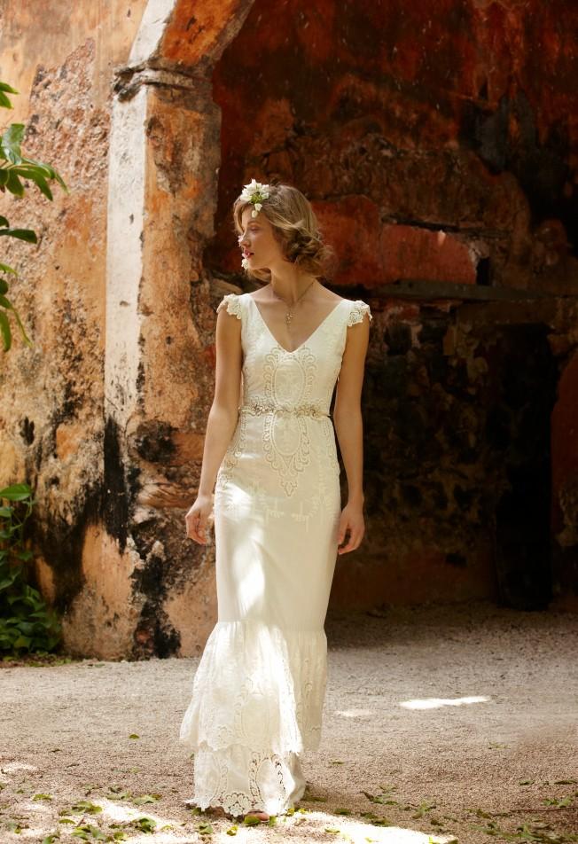 Vestidos de novias 2014 de verano de BHLDN