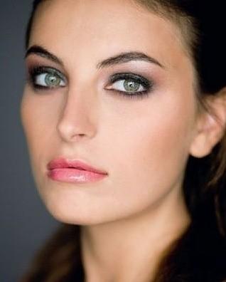 maquillaje para ojos verdes para novias 3 tutoriales