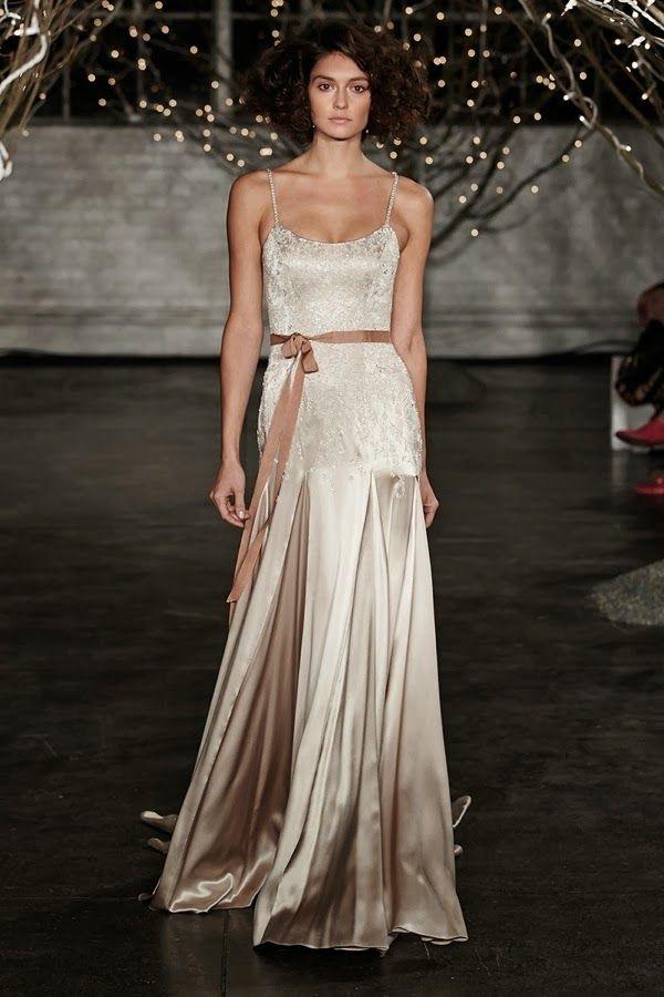 Vestidos de novias 2014 de la colección de Jenny Packham