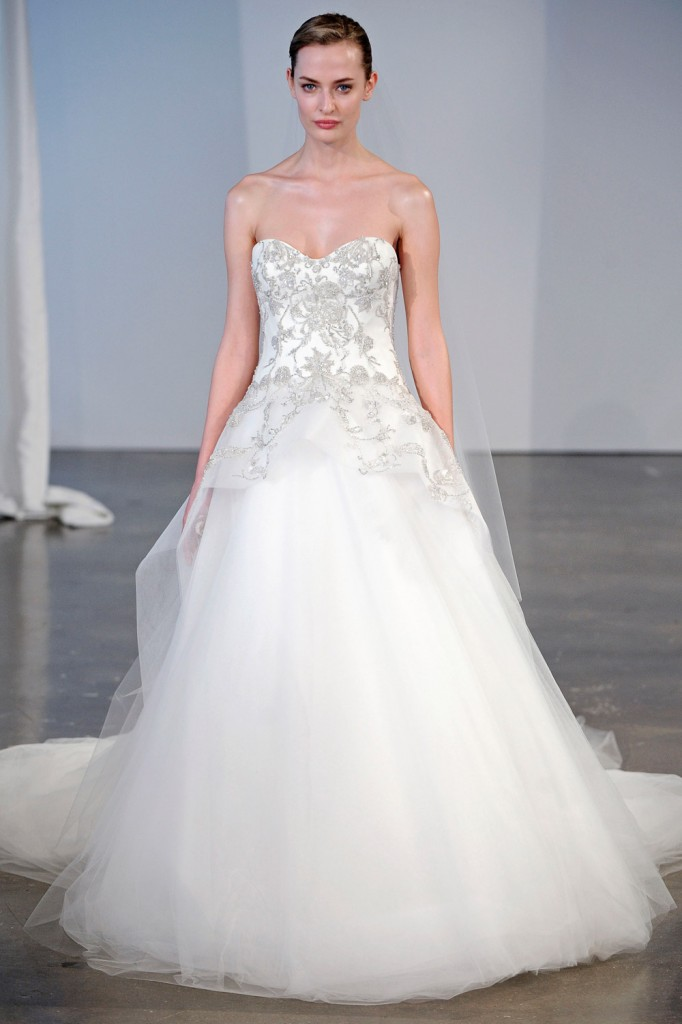 Vestido de novia 2014 de Marchesa