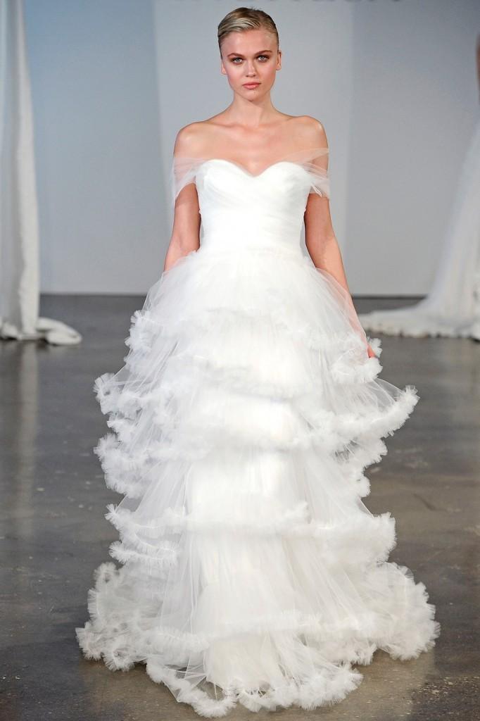 Vestidos de novias 2014 de Marchesa