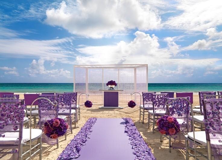 boda en la playa en Playa del Carmen