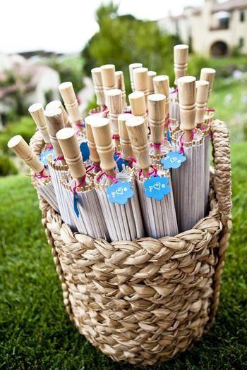 Recuerdos para bodas con 7 ejemplos incre bles for Ideas para boda en jardin