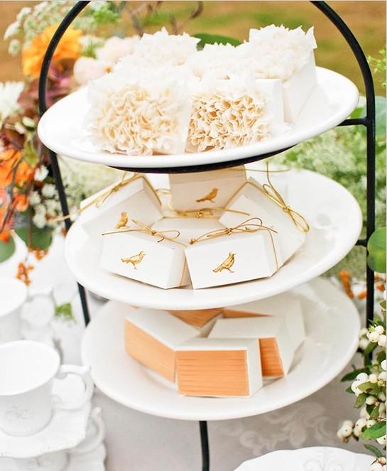 Inspírate en los diferentes estilos de souvenirs para bodas!