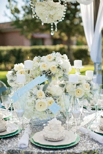 Centros de mesa para boda en jardin espectaculares fotos - Centros mesa boda ...