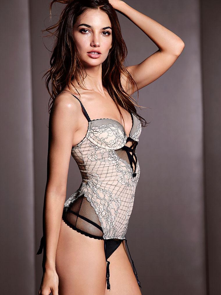 Victoria's Secret un infaltable en la lenceria para la novia