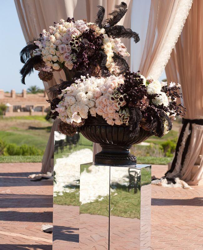Boda Rock n Roll Glam el escenario perfecto para un vestido de novia en negro! - Fotografia- John Joseph Photography