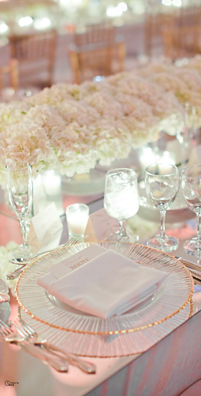 Una manera romántica de decorar con estilo vintage glam