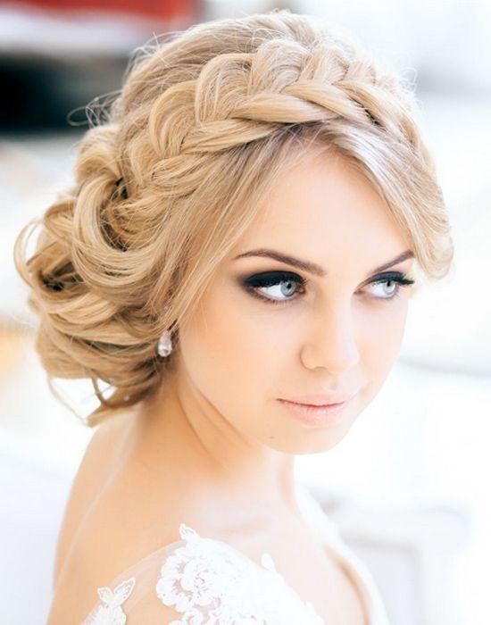 Fotos De Peinados Para Novias Actuales Y Elegantes Aqui