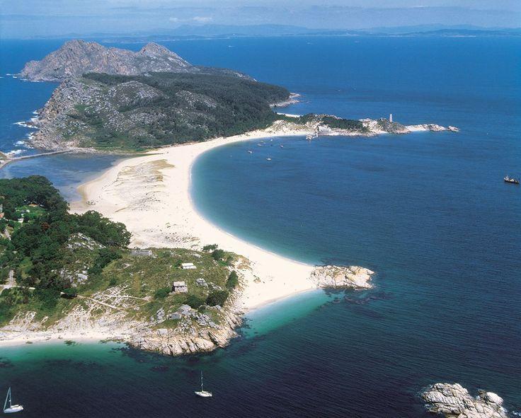 Las Islas Cíes, un entorno para soñar | Galicia | Las 10 mejores playas de España para boda o luna de miel