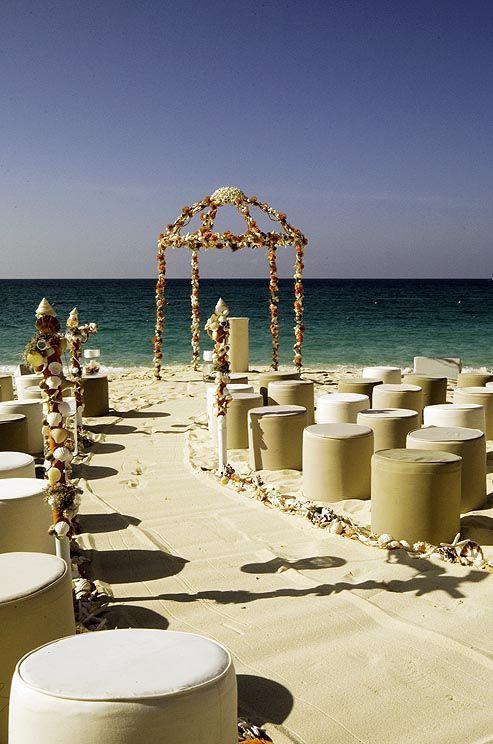 Ceremonias en la playa con ideas para que copies ya for Decoracion bodas originales