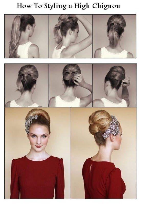 Peinados para bodas para todo tipo de cabello - Peinados para hacerse una misma ...