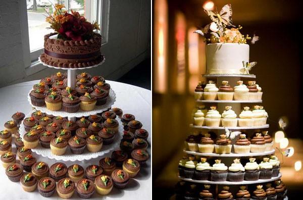 Un delicioso postre de chocolate o nata...¿con cuál te quedas?