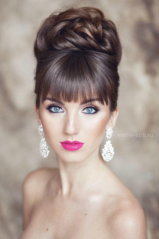 fotos de maquillaje para novias